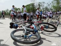 "Second half of the ""Climate Race"" in Yanqing."