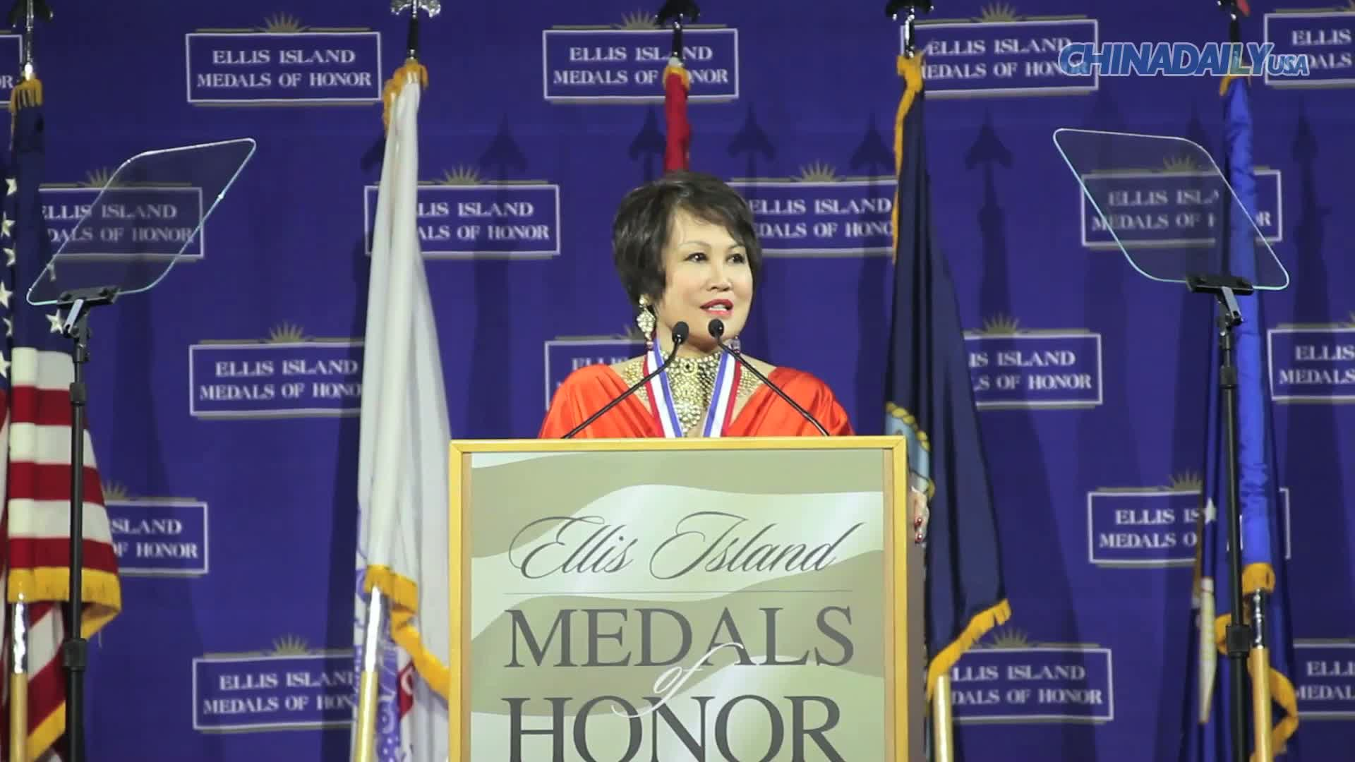 nine chinese americans get medals 1 daily com cn